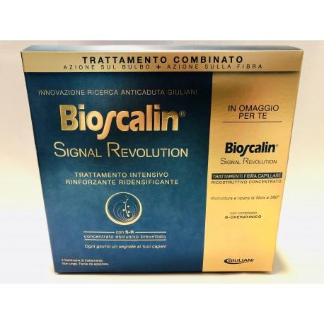 BIOSCALIN SIGNAL REVOLUTION LOZIONE 100ML+RICOSTRUT CONC 150ML