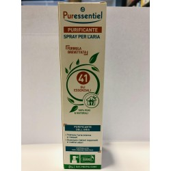 PURESSENTIEL SPRAY PURIFICANTE 41 OLI ESSENZIALI 200ML