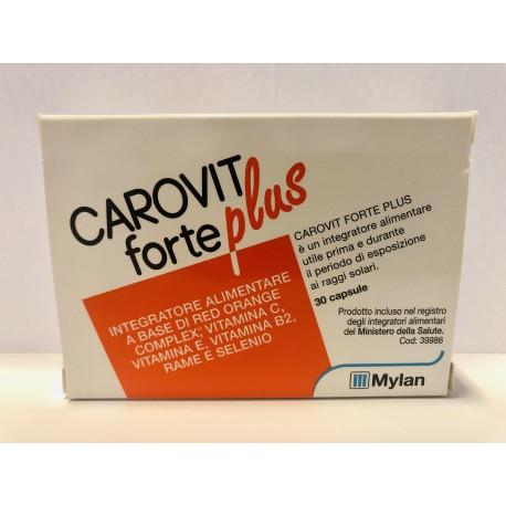 CAROVIT FORTE PLUS 30CAPSULE