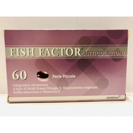 FISH FACTOR ARTICOLAZIONI 60PERLE